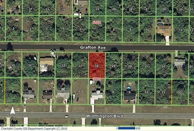 11175 Grafton Avenue, Englewood, FL 34224 (MLS #D6103537) :: Team Buky