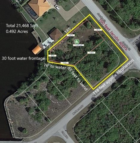 2275 Jacobs Street, Port Charlotte, FL 33953 (MLS #D6104071) :: RE/MAX Realtec Group