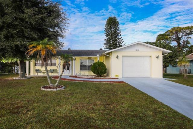 1248 Loma Lane, Englewood, FL 34224 (MLS #D6104162) :: GO Realty