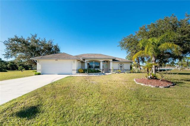 329 Rotonda Circle, Rotonda West, FL 33947 (MLS #D6104486) :: Homepride Realty Services