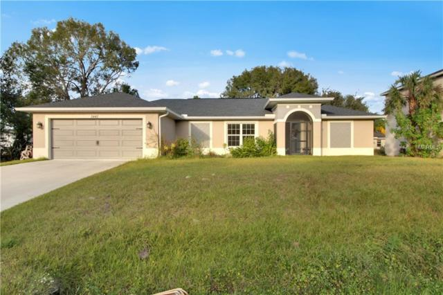 2442 Penguin Lane, North Port, FL 34286 (MLS #D6104487) :: Homepride Realty Services