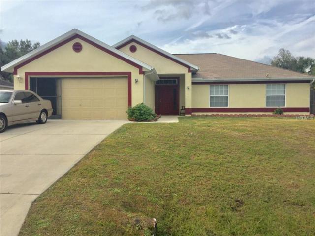 3125 Belleville Terrace, North Port, FL 34286 (MLS #D6105102) :: Griffin Group