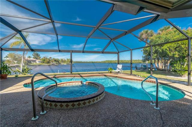 450 Coral Creek Drive, Placida, FL 33946 (MLS #D6105142) :: Premium Properties Real Estate Services