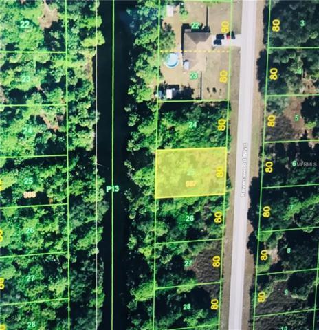 199 Ravenswood Boulevard, Port Charlotte, FL 33954 (MLS #D6105158) :: Armel Real Estate