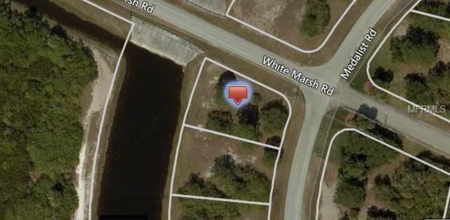 137 Medalist Road, Rotonda West, FL 33947 (MLS #D6105992) :: GO Realty