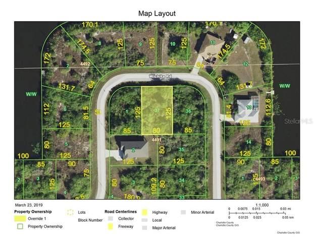 15115 Wichita Road, Port Charlotte, FL 33981 (MLS #D6106076) :: The BRC Group, LLC
