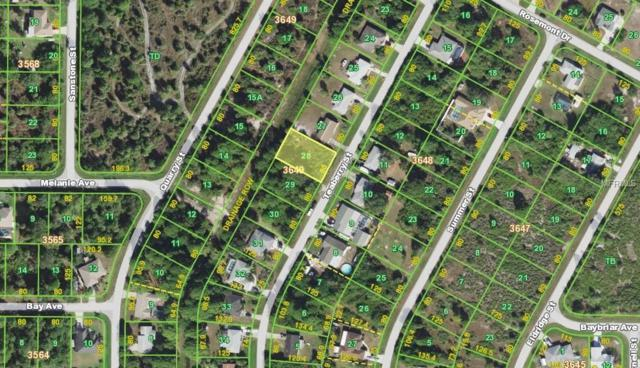 7139 Teaberry Street, Englewood, FL 34224 (MLS #D6106177) :: Medway Realty