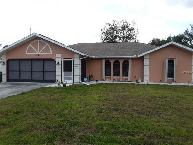 3637 Idlewild Street, Port Charlotte, FL 33980 (MLS #D6106264) :: Burwell Real Estate