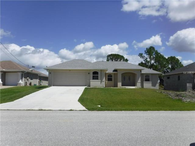 216 Marker Road, Rotonda West, FL 33947 (MLS #D6106606) :: Burwell Real Estate