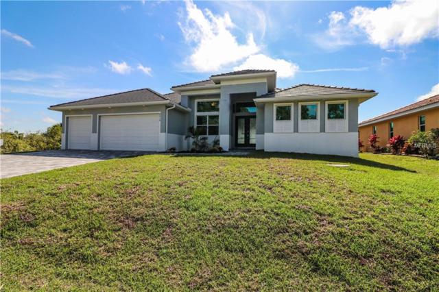 8210 Santa Cruz Drive, Port Charlotte, FL 33981 (MLS #D6106720) :: RE/MAX Realtec Group