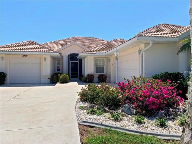 7036 S Lake Drive, Englewood, FL 34224 (MLS #D6107032) :: Lovitch Realty Group, LLC