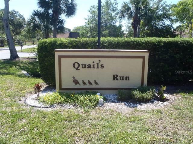 12 Quails Run Boulevard #8, Englewood, FL 34223 (MLS #D6107033) :: McConnell and Associates
