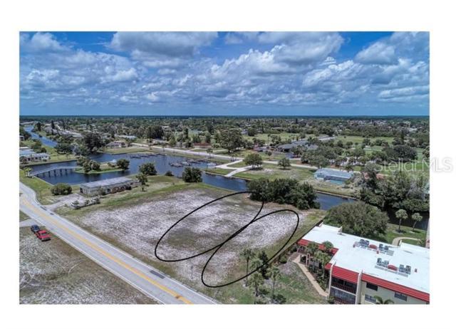 104 Boundary Boulevard, Rotonda West, FL 33947 (MLS #D6107168) :: Griffin Group