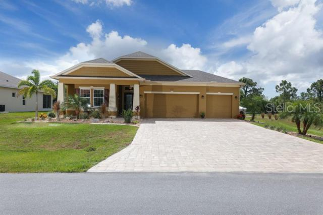 9193 Arrid Circle, Port Charlotte, FL 33981 (MLS #D6107234) :: The Duncan Duo Team
