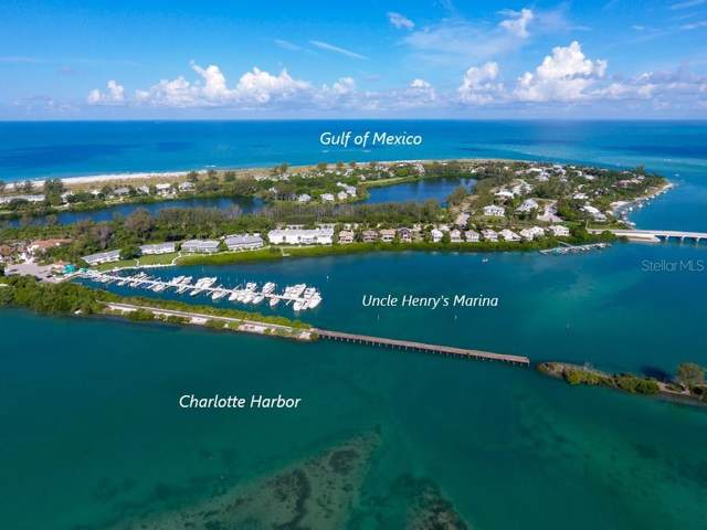 5820 Gasparilla Road Slip 35, Boca Grande, FL 33921 (MLS #D6107790) :: KELLER WILLIAMS ELITE PARTNERS IV REALTY