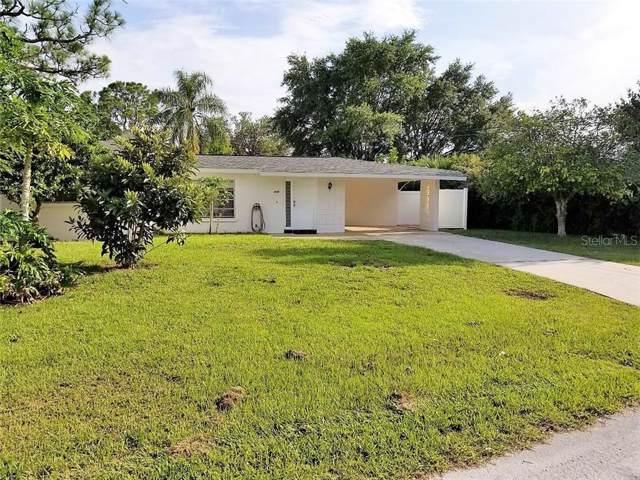 308 Granada Boulevard, North Port, FL 34287 (MLS #D6107841) :: Team Bohannon Keller Williams, Tampa Properties