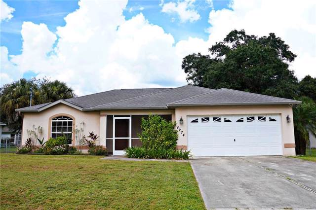 4274 Glordano Avenue, North Port, FL 34286 (MLS #D6108524) :: Cartwright Realty