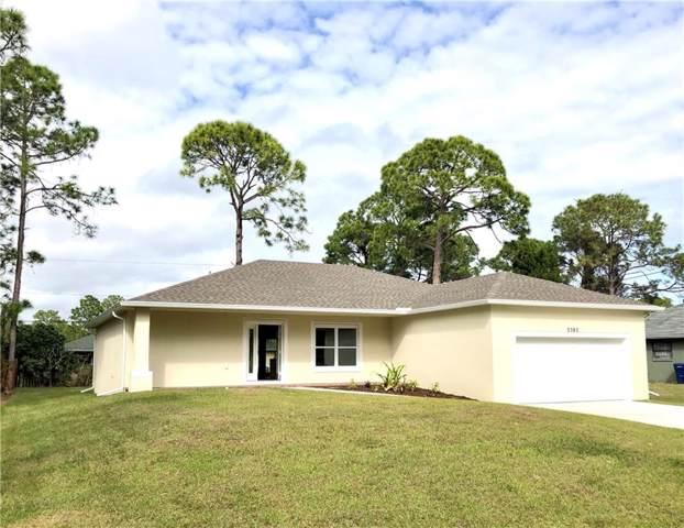 5383 Joslyn Terrace, Port Charlotte, FL 33981 (MLS #D6108804) :: The Duncan Duo Team