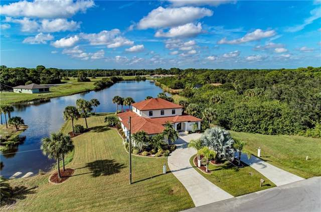 316 Sweetwater Drive, Rotonda West, FL 33947 (MLS #D6109112) :: Premium Properties Real Estate Services