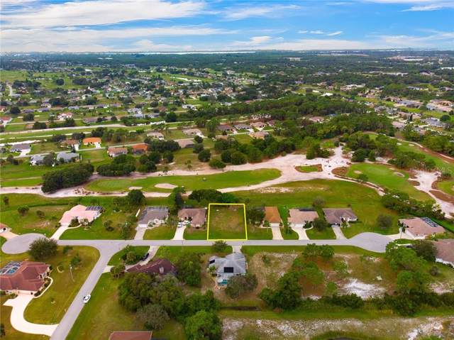 33 Clubhouse Place, Rotonda West, FL 33947 (MLS #D6109176) :: The BRC Group, LLC