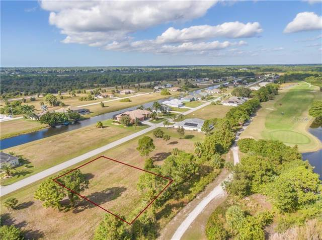 214 Tournament Road, Rotonda West, FL 33947 (MLS #D6109736) :: GO Realty