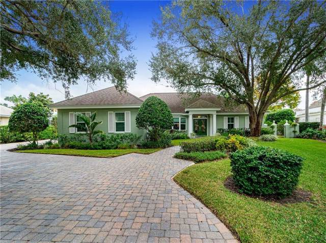 1 Dominica Drive, Englewood, FL 34223 (MLS #D6110036) :: Griffin Group