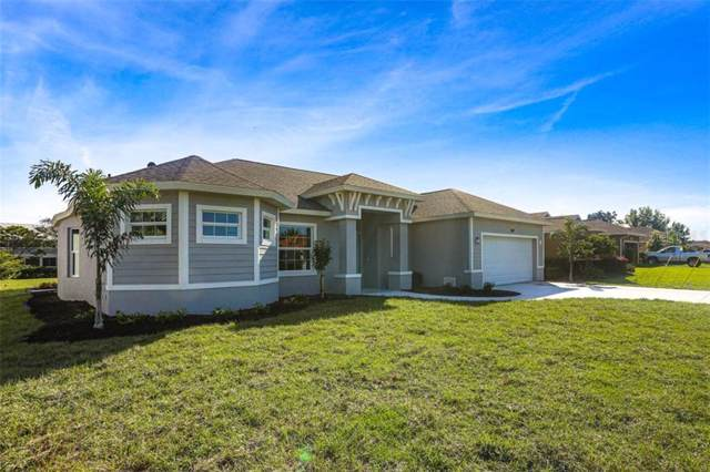 887 Boundary Boulevard, Rotonda West, FL 33947 (MLS #D6110153) :: Cartwright Realty