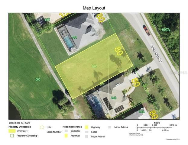 4000 Cape Haze Drive, Rotonda West, FL 33947 (MLS #D6110613) :: Griffin Group