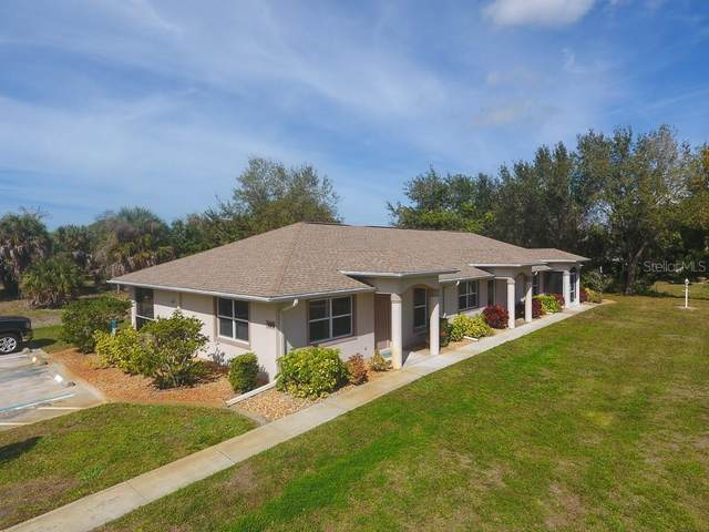 190 Rotonda Boulevard W 190A, Rotonda West, FL 33947 (MLS #D6110910) :: The BRC Group, LLC