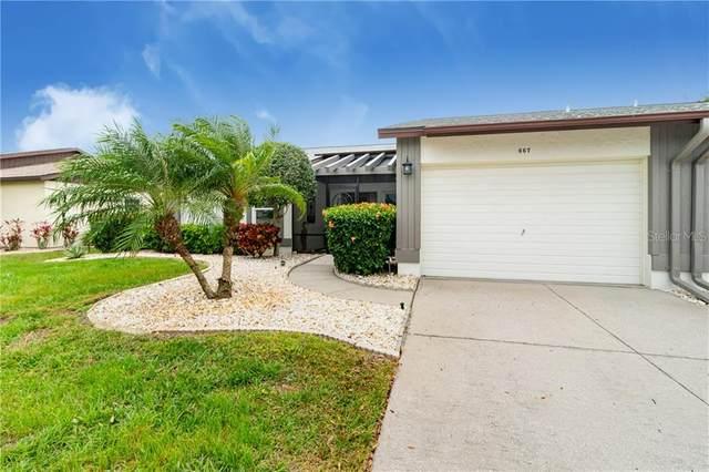 667 Foxwood Boulevard #667, Englewood, FL 34223 (MLS #D6111131) :: Gate Arty & the Group - Keller Williams Realty Smart