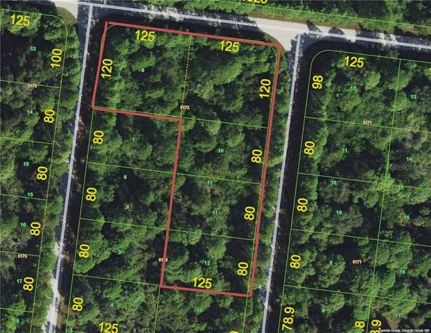 12491/ 5 lots Stimmel Avenue, Port Charlotte, FL 33981 (MLS #D6111186) :: The Light Team