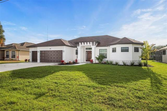 885 Boundary Boulevard, Rotonda West, FL 33947 (MLS #D6111752) :: Cartwright Realty