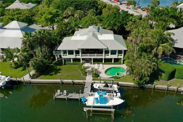 1636 Gaspar Drive S, Boca Grande, FL 33921 (MLS #D6112631) :: The BRC Group, LLC