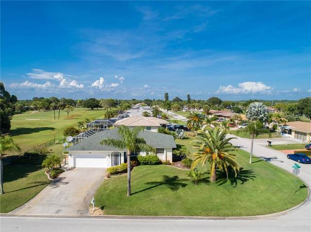 58 Rotonda Circle, Rotonda West, FL 33947 (MLS #D6112651) :: Burwell Real Estate
