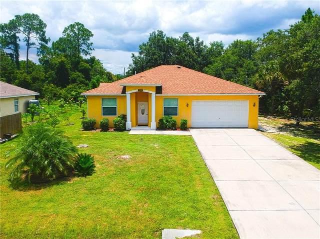 2770 Allsup Terrace, North Port, FL 34286 (MLS #D6112705) :: Dalton Wade Real Estate Group