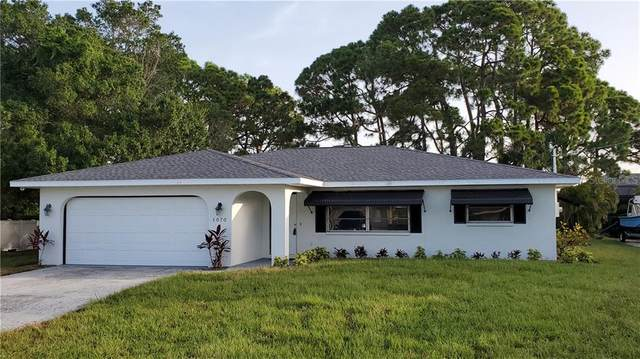 1070 Newton Street, Englewood, FL 34224 (MLS #D6112738) :: McConnell and Associates