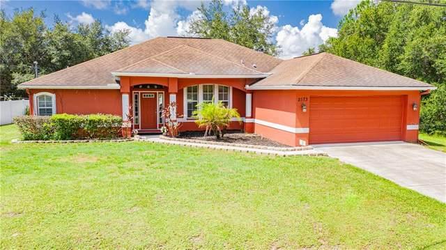 2573 Brewster Road, North Port, FL 34288 (MLS #D6113195) :: Cartwright Realty