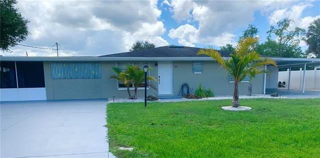 331 Pompano Terrace, Punta Gorda, FL 33950 (MLS #D6113344) :: Alpha Equity Team