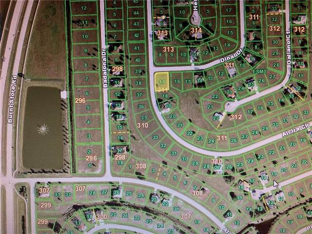 16164 Dinal Drive, Punta Gorda, FL 33955 (MLS #D6113964) :: Griffin Group