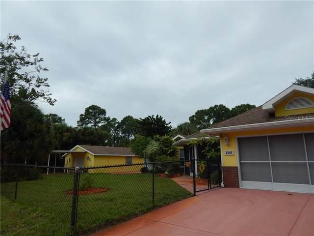 6145 Seaport Street, Port Charlotte, FL 33981 (MLS #D6114165) :: Team Buky
