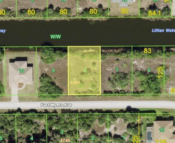 14440 Fort Myers Avenue, Port Charlotte, FL 33981 (MLS #D6114518) :: The Heidi Schrock Team
