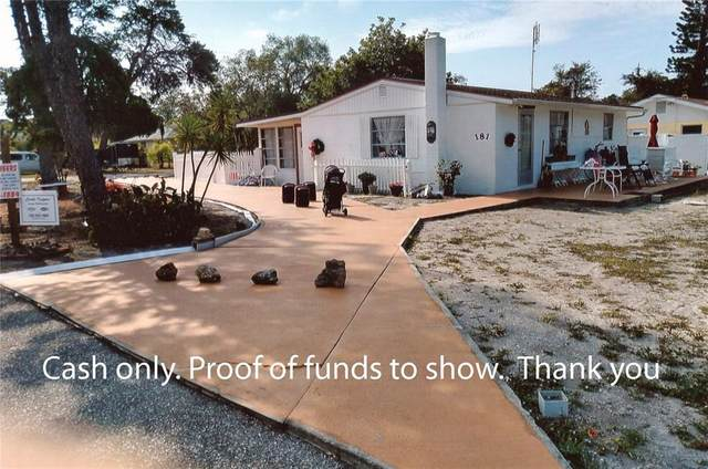 181 Hosmer Avenue, Englewood, FL 34223 (MLS #D6114607) :: Visionary Properties Inc