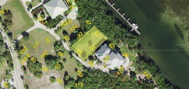 7353 Rum Bay Drive Lot 32, Placida, FL 33946 (MLS #D6114678) :: The Duncan Duo Team
