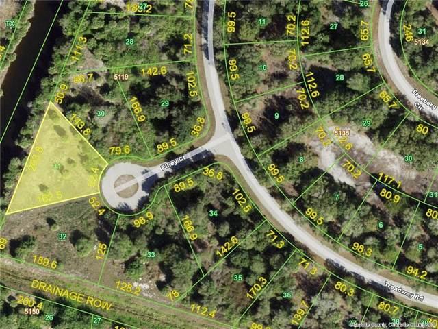 13120 Piney (Lot 31) Court, Port Charlotte, FL 33981 (MLS #D6116200) :: BuySellLiveFlorida.com