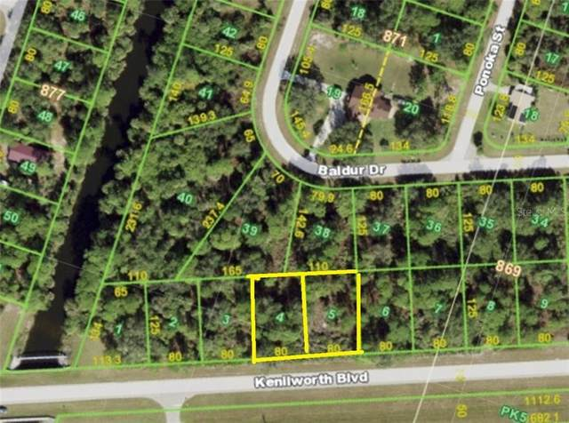 20524 Kenilworth Boulevard, Port Charlotte, FL 33954 (MLS #D6116832) :: Memory Hopkins Real Estate