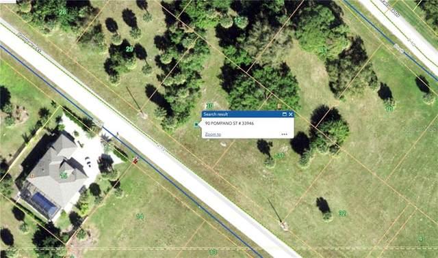90 Pompano Street, Placida, FL 33946 (MLS #D6117001) :: The Lersch Group