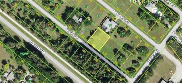 120 Bonita Street, Placida, FL 33946 (MLS #D6117521) :: RE/MAX Local Expert