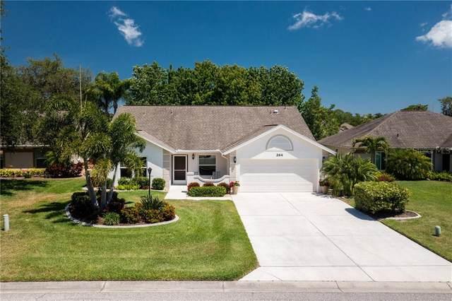 264 Park Forest Boulevard, Englewood, FL 34223 (MLS #D6117835) :: Dalton Wade Real Estate Group