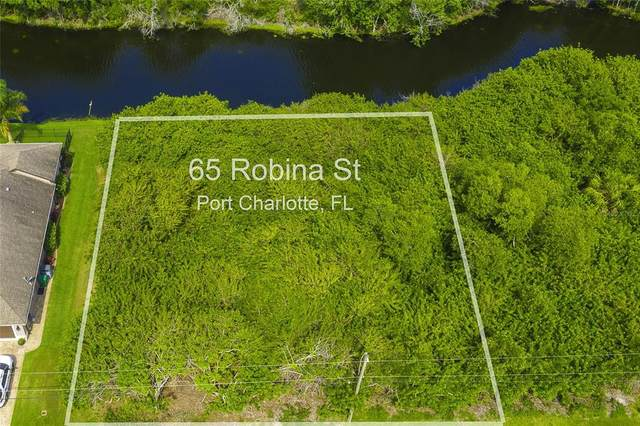 65 Robina Street, Port Charlotte, FL 33954 (MLS #D6118239) :: Armel Real Estate