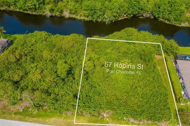 57 Robina Street, Port Charlotte, FL 33954 (MLS #D6118240) :: Armel Real Estate